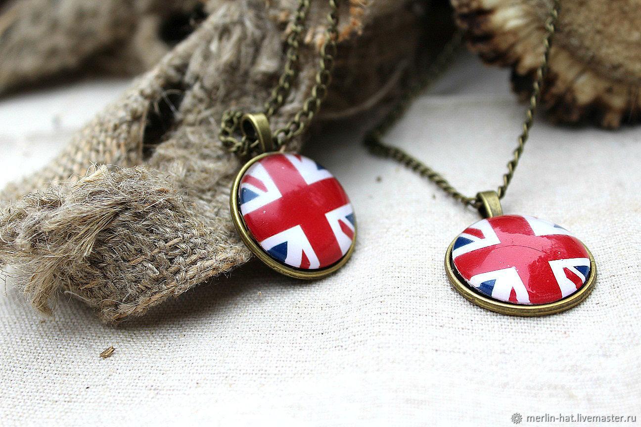 Pendant 'the British flag', Pendants, Tambov,  Фото №1