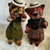 Куклы и игрушки ручной работы. Ярмарка Мастеров - ручная работа Бандито гангстерито нашего двора.. Handmade.