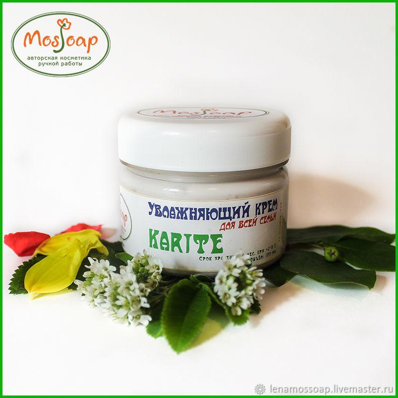 Увлажняющий крем для всей семьи KARITE, Кремы, Москва,  Фото №1