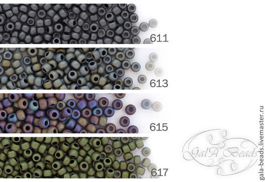 611   Matte-Color Opaque Gray\r\n          матовый непрозрачный серый\r\n613   Matte-Color Iris Gray\r\n          матовый серый ирис\r\n615   Matte-Color Iris Purple\r\n          матовый фиолетовый ир