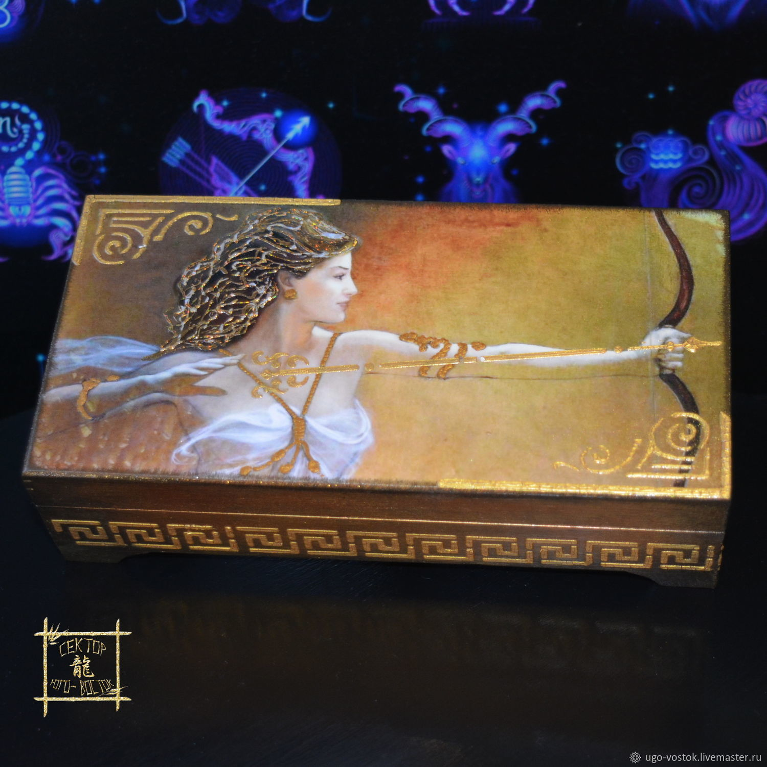 Money box according to the sign of the Zodiac. Sagittarius Woman, Horoscope, Moscow,  Фото №1