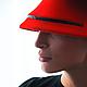 """Шляпы ручной работы. Заказать Фетровая шляпа """"Лесли"""". Лилия Гуреева. Ярмарка Мастеров. Шляпа, весенняя мода, классический стиль"""
