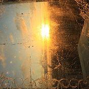 Для дома и интерьера ручной работы. Ярмарка Мастеров - ручная работа Большое орнаментальное венецианское зеркало ручной работы Питер. Handmade.