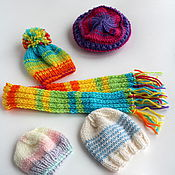 """Куклы и игрушки ручной работы. Ярмарка Мастеров - ручная работа Одежка для любимой игрушки """"Яркий акцент"""". Handmade."""
