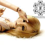 """Куклы и игрушки ручной работы. Ярмарка Мастеров - ручная работа """"Лада"""" Шарнирная кукла. Handmade."""