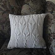 """Для дома и интерьера ручной работы. Ярмарка Мастеров - ручная работа Диванные подушки """"Прижмись ко мне"""". Handmade."""