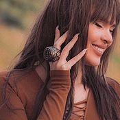 Украшения handmade. Livemaster - original item Gorgeous Eyelid Ring. Handmade.