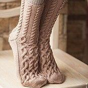 Аксессуары ручной работы. Ярмарка Мастеров - ручная работа носочки. Handmade.