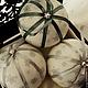 """Новый год 2017 ручной работы. Ярмарка Мастеров - ручная работа. Купить Новогодние/интерьерные шары """"Снежинка"""". Handmade. Белый, снежинка, нежный"""
