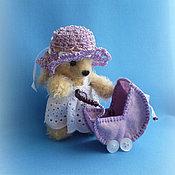 Куклы и игрушки ручной работы. Ярмарка Мастеров - ручная работа зайка Эми. Handmade.