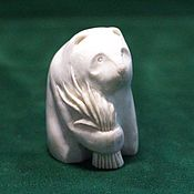 Для дома и интерьера handmade. Livemaster - original item Netsuke bone