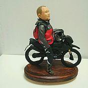 Портретная кукла ручной работы. Ярмарка Мастеров - ручная работа Скульптура по фото. Handmade.