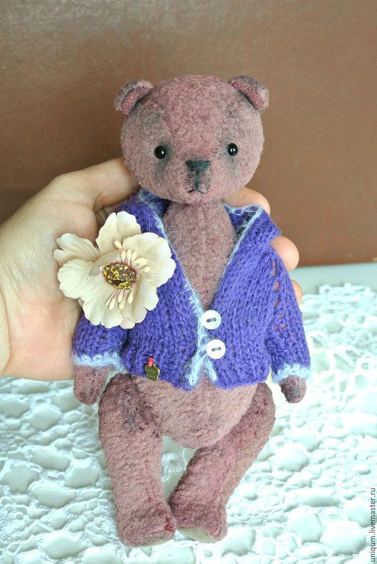 мишка тедди, милый мишка тедди, винтажный мишка, купить мишку в Краснодаре, мишка тедди из Краснодара, любимый мишка тедди, старенький мишка, винтажный мишка