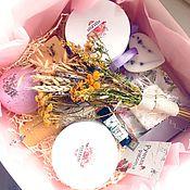 Косметика ручной работы handmade. Livemaster - original item Gift box