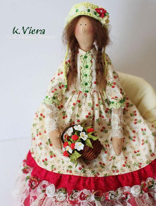 Куклы Тильда ручной работы, ,Тильда, Тильда ангел, подарки ручной работы, бохо шик, handmade, K.Viera, Ярмарка Мастеров