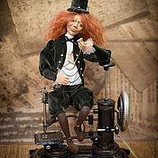 """Куклы и игрушки ручной работы. Ярмарка Мастеров - ручная работа Кукла """"Портной"""". Handmade."""