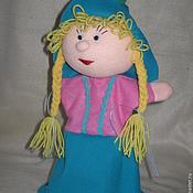 """Куклы и игрушки ручной работы. Ярмарка Мастеров - ручная работа сказка """"Дюймовочка """". Handmade."""