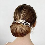 Свадебный салон handmade. Livemaster - original item Wedding jewelry for the hair