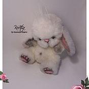 Teddy Toys handmade. Livemaster - original item Teddy Bunny April. Handmade.