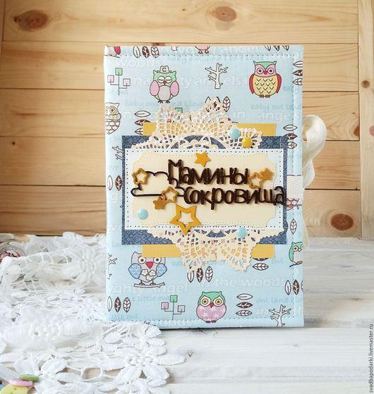 Подарки для новорожденных, ручной работы. Ярмарка Мастеров - ручная работа. Купить Мамины сокровища (для мальчика) - примеры работ. Handmade.