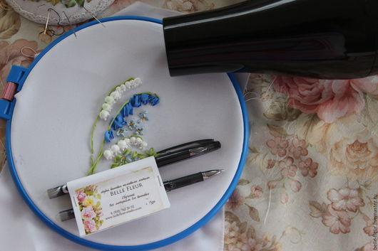 Уникальная, исчезающая ручка для перенесения эскизов на ткань! Удаляется горячим воздухом (паром). Без обработки не исчезает!