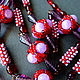 Amethyst light beads and Beads». Beads2. azurhimmel (azurhimmel). My Livemaster. Фото №6