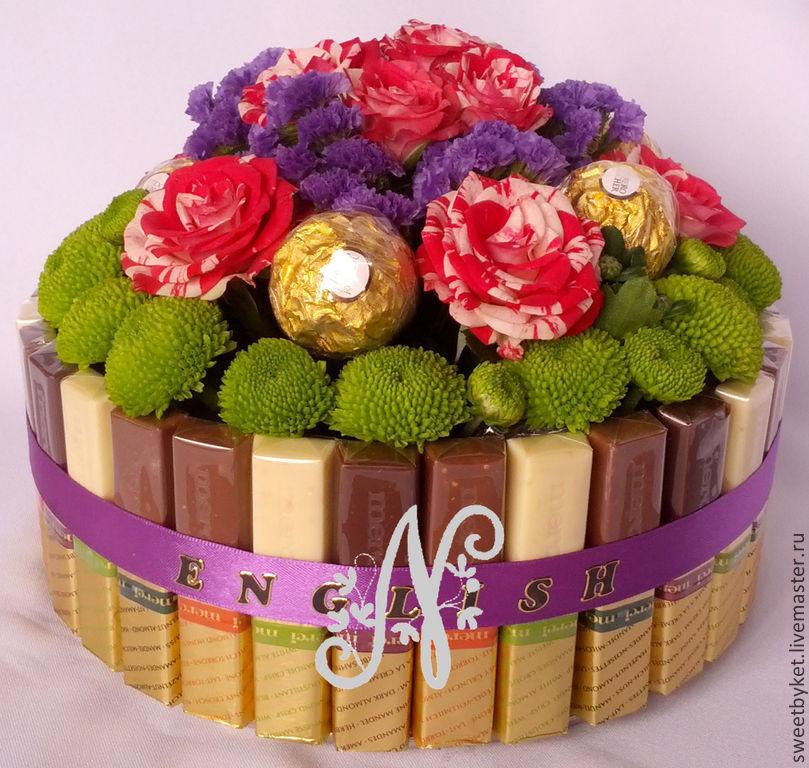 Розы, доставка цветов и тортов астана