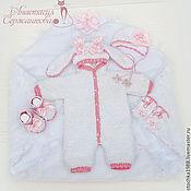 Работы для детей, handmade. Livemaster - original item To extract a set for girls