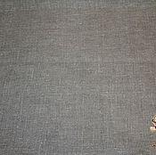 Материалы для творчества handmade. Livemaster - original item The linen fabric dvunitka.. Handmade.