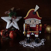 Сувениры и подарки handmade. Livemaster - original item Christmas gifts: The Nutcracker. Handmade.