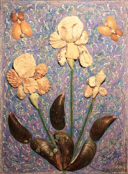 Картина использована в качестве фоторепродукции в третьей книге стихов одного года `Первоцветы`.
