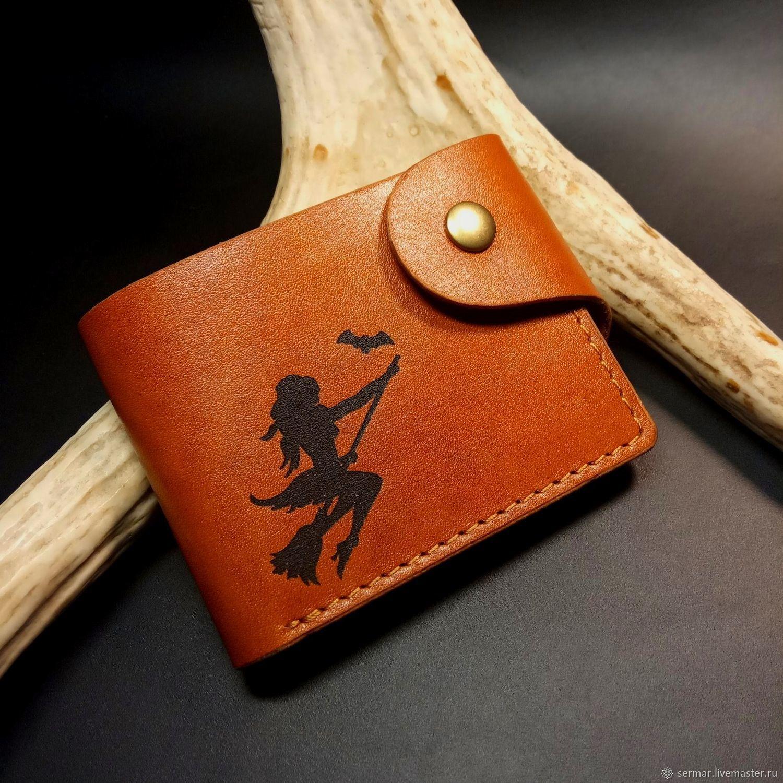 Women's wallet, small, Wallets, Kineshma,  Фото №1