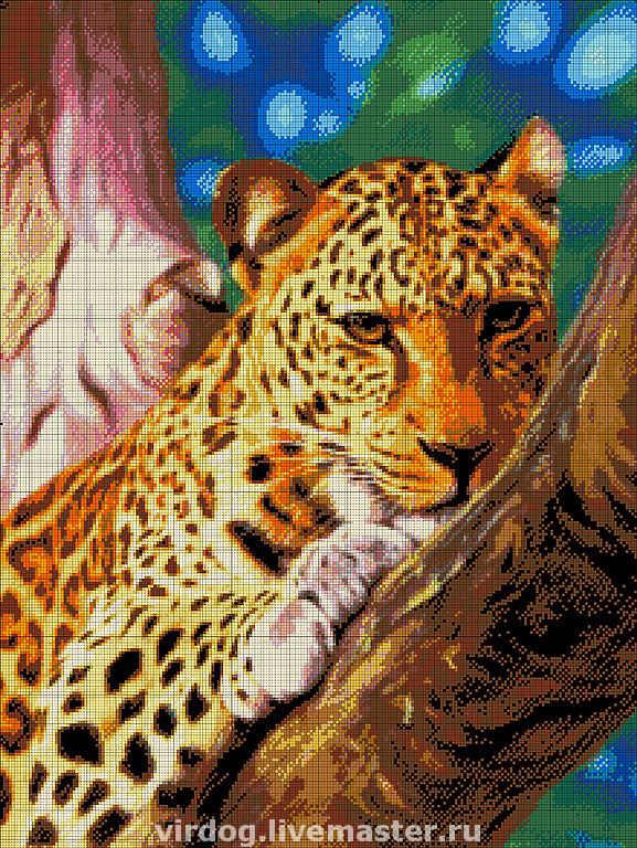 Ягуар, схема