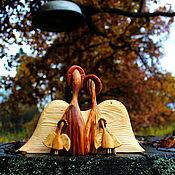 Русский стиль handmade. Livemaster - original item Guardian angels of the family. The author`s work. Handmade.