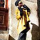 пальто кашемировое пальто красивое пальто пальто из шерсти пальто на весну яркое пальто