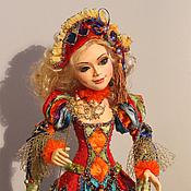 Куклы и игрушки ручной работы. Ярмарка Мастеров - ручная работа Мирандолина. Handmade.