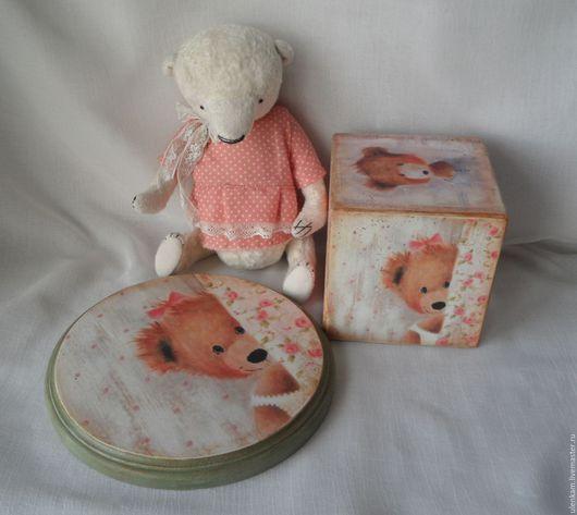 В фотосессии  участвовала мишутка Бланш, работы замечательного  мастера Эльфины (куклы и игрушки на счастье)