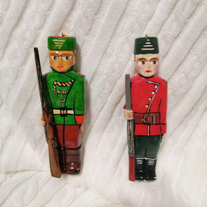 Деревянные солдатики, Кукольный театр, Москва,  Фото №1