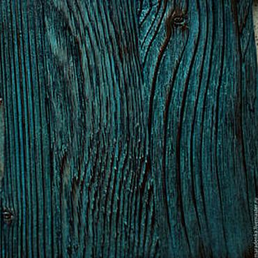 Сувениры и подарки ручной работы. Ярмарка Мастеров - ручная работа Бирюзовый фотофон из дерева. Фактурный фотофон. Стеновая панель Лофт.. Handmade.
