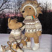 Подарки к праздникам ручной работы. Ярмарка Мастеров - ручная работа Зимние забавы. Handmade.