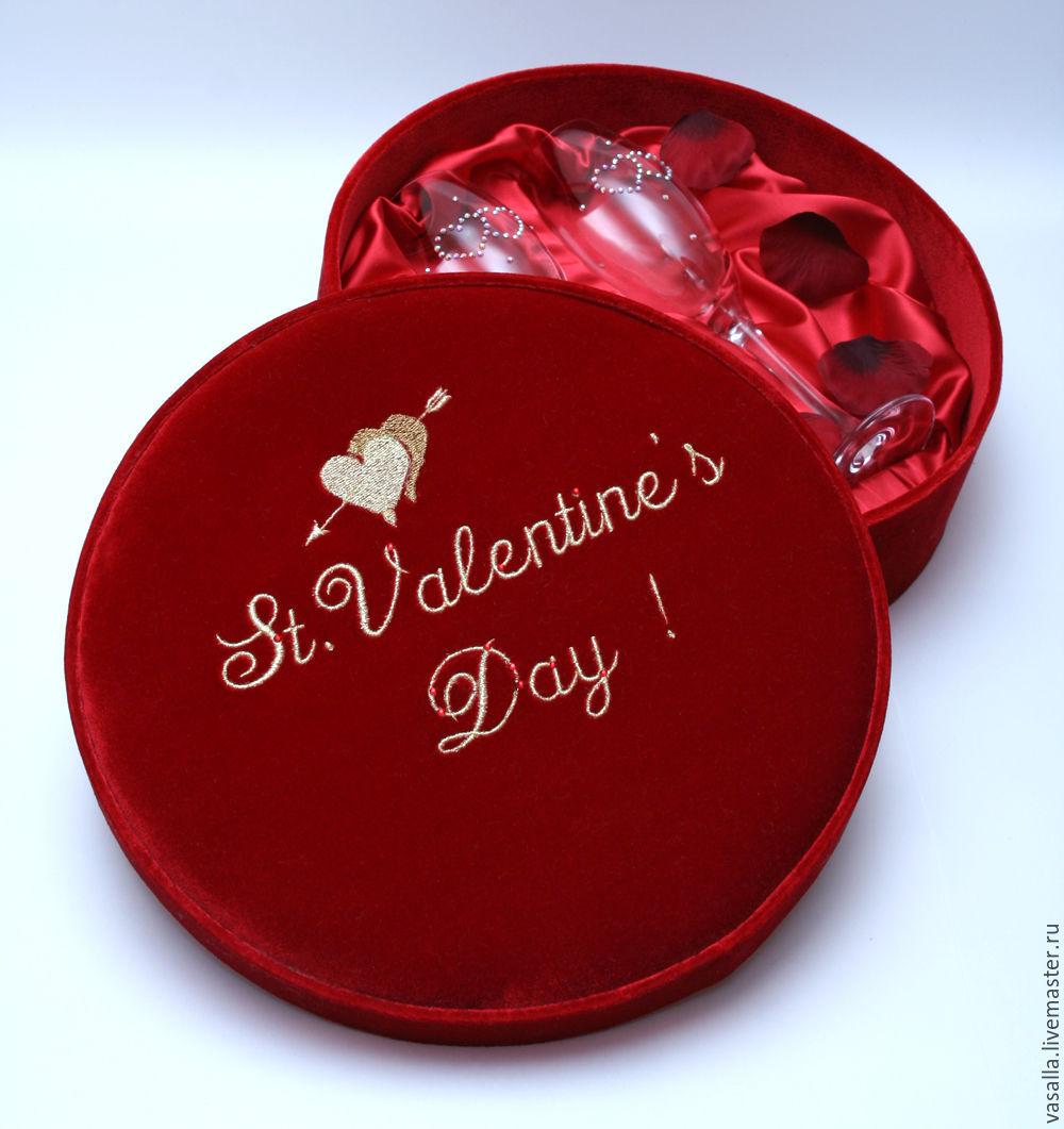 День всех влюбленных. Подарки на день святого 53
