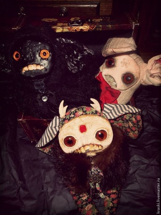 Куклы и игрушки ручной работы. Ярмарка Мастеров - ручная работа. Купить Чердачный заяц. Handmade. Белый, интерьерная игрушка