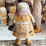 """Куклы и игрушки ручной работы. Ярмарка Мастеров - ручная работа кукла-оберег Семья"""" День рождения"""".. Handmade."""