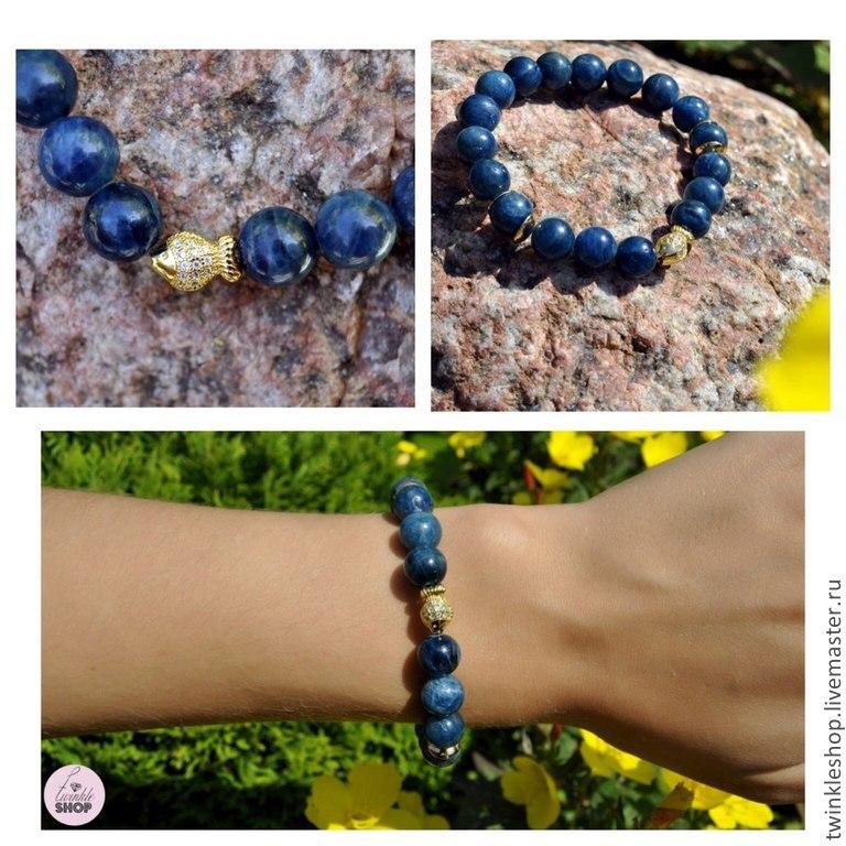 Bracelet from Apatite, Bead bracelet, Moscow,  Фото №1