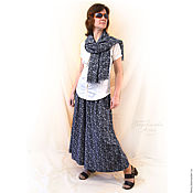 Одежда handmade. Livemaster - original item Culottes ,culottes summer staple