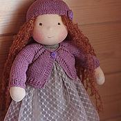 Вальдорфские куклы и звери ручной работы. Ярмарка Мастеров - ручная работа Софьюшка 38 см. Вальдорфская кукла. Handmade.