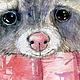 Животные ручной работы. Ярмарка Мастеров - ручная работа. Купить Енотик. Handmade. Енотик, подарок, для интерьера, любимому, Михайлова Наталья
