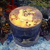 Для дома и интерьера ручной работы. Ярмарка Мастеров - ручная работа А тем временем на Северном полюсе.... Handmade.