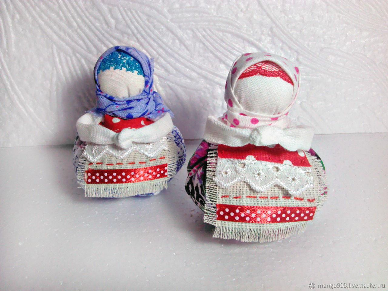 Кукла-оберег БЛАГОПОЛУЧНИЦА, Народная кукла, Красноярск, Фото №1