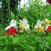 Куклы и игрушки ручной работы. Ярмарка Мастеров - ручная работа ПОДОРОЖНИЦА кукла славянская обережная. Handmade.